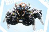 Robot Avoider hexapode Arduino