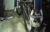 Bavettes de vélo