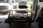 Convertisseur de lumière de 3 fils de remorque au véhicule de 4 fils