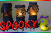 BRICOLAGE Haunted Halloween lanterne