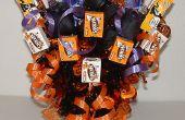 Décorations d'Halloween : Halloween Candy Bouquet