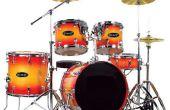 Comment jouer un rythme de batterie Jazz base
