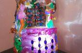 Bouteille en plastique suspendus polyvalent décoration