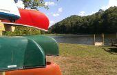 Lancement de Canoë Kayak &