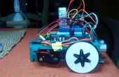 Arduino bot Android télécommande II