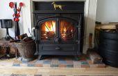 Comment ouvrir une session pour améliorer les vieux accroître l'efficacité des brûleurs bois Clean burn gazéification Combustion secondaire