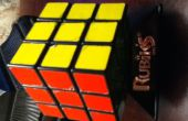 MIX UP A RUBIK CUBE en 5 sec !