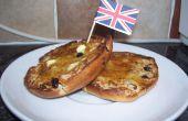 Nosh Britannique : Teacakes