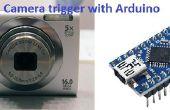 Déclencheur à distance avec CHDK pour Canon A2300 et Arduino
