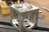 Cube de Turner - projet de fraisage CNC A débutant