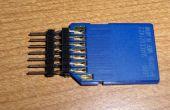 Prise de maquette pas cher bricolage SD card