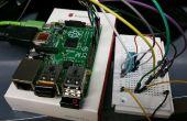 Construire votre premier ITO avec un capteur DHT11 et Raspberry Pi, Thingspeak.