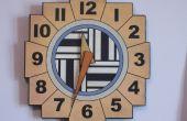 Sesame Street - horloge flipper nombre Count