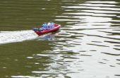 Nouveau bateau de RC Arduino Bluetooth