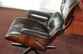 Eames Lounge Chair : caoutchouc choc Mont réparation