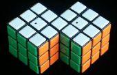 Comment faire pour créer et résoudre le cube rubik un siamois (mon premier instructable)