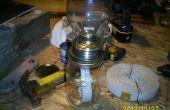 Lanterne d'urgence Mason Jar