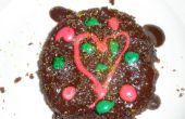 """Comment faire une cuisson facile""""gâteau au chocolat pour Noël !"""