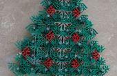 Décoration d'arbre de Noël Knex