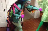 Crevettes mantis Punch ! (Costume d'Halloween)