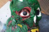 Gâteau tête de Zombie
