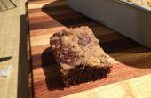 """""""Brownie"""" streusel   Facile et délicieux"""