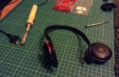 Transformer votre vieux casque bluetooth adaptateur audio pour chaque haut-parleur
