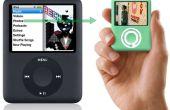 360 degrés Panoramas sur votre iPod