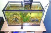 Continu Fish tank filtre aspirateur