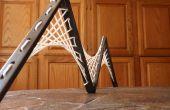 Bureau 3D String Art