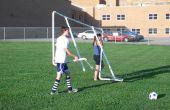 Buts de Soccer PVC