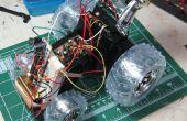 La plateforme du robot y compris h-ponts de voiture R/C $10