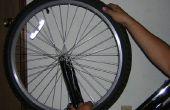 Pack/ajuster correctement de vélos roulements de moyeu
