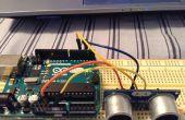 Comment faire un capteur de Distance à ultrasons Simple Arduino