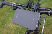Comment faire un jour (vélo) le transporteur rapide, bon marché et facile pour votre gps, smartphone, lecteur mp3, powerpack ou autres trucs...