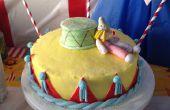 East Meets West Circus fête d'anniversaire