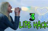 3 vie HACKS / Valentin Hacks