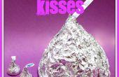 BRICOLAGE Kisses géants rempli de bisous !