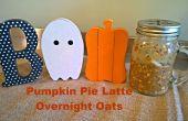 Pumpkin Spice Latte nuit avoine