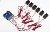 Puissance suivi utilisant Arduino et ouvrez une session dans la feuille de Google