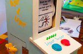Arduino basé jeu Split-Flap