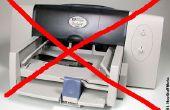 Comment tuer une imprimante efficacement.