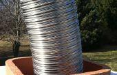 Installation de Liner de cheminée : Guide pas à pas