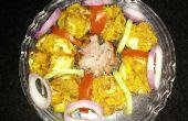 Peluche Tinda panjabi dans la friteuse Airfryer Philips