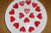 Haribo Style gommeux Heart bonbons ! (En 20 Minutes environ)