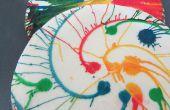 Jumbo Spin Art Cookies