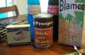 Fallout 3 aliments Lables