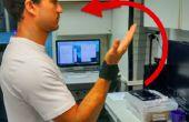 Accéléromètre basé reconnaissance de gestes pour contrôler une LED