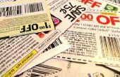 Comment organiser vos coupons