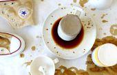 Mort naturelle avec thé & café
